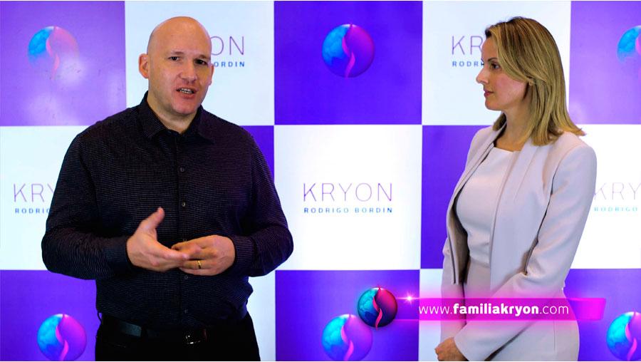 TNE - Terapeuta da Nova Energia® </br> Kryon - Rodrigo Bordin </br> Vídeo Inicial - Turma de Curitiba