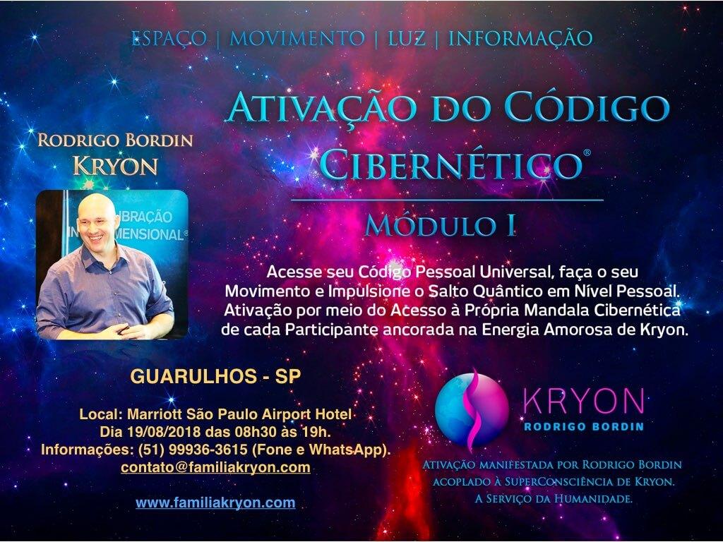 Familia Kryon - Rodrigo Bordin