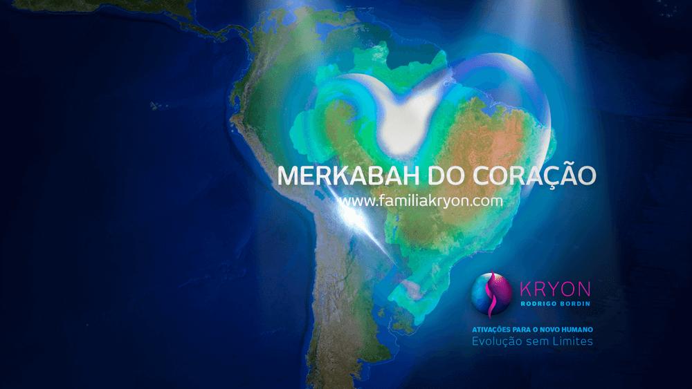 Ativação do Merkabah do Coração®