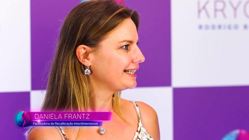 TNE - Terapeuta da Nova Energia </br> Depoimento: Daniela Frantz