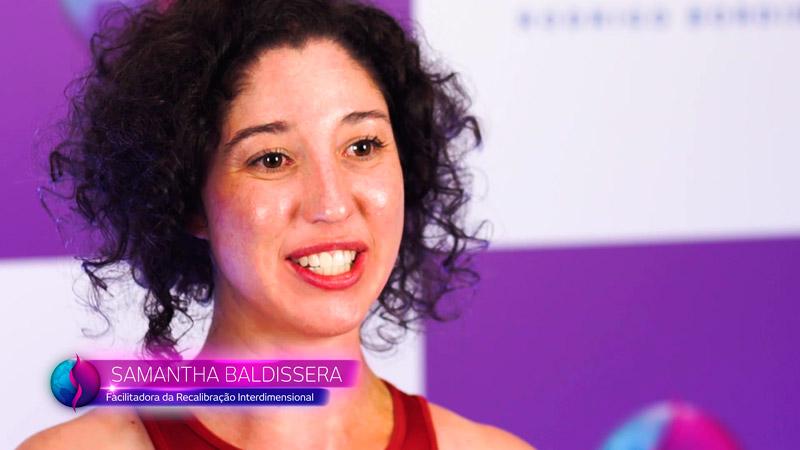 TNE - Terapeuta da Nova Energia </br> Depoimento: Samantha Baldissera